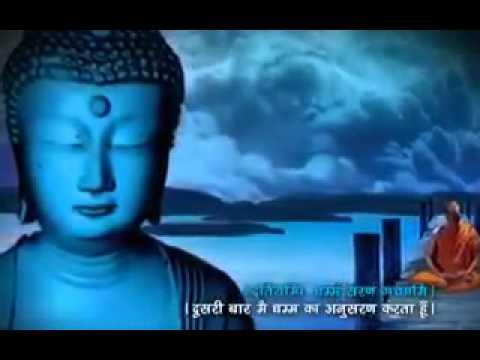 Buddha prayer in marathi with subtitles