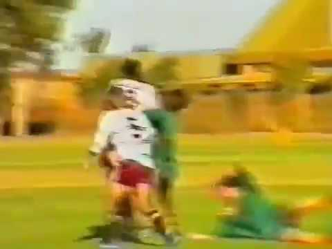 Hawks Rugby Highlights 1991