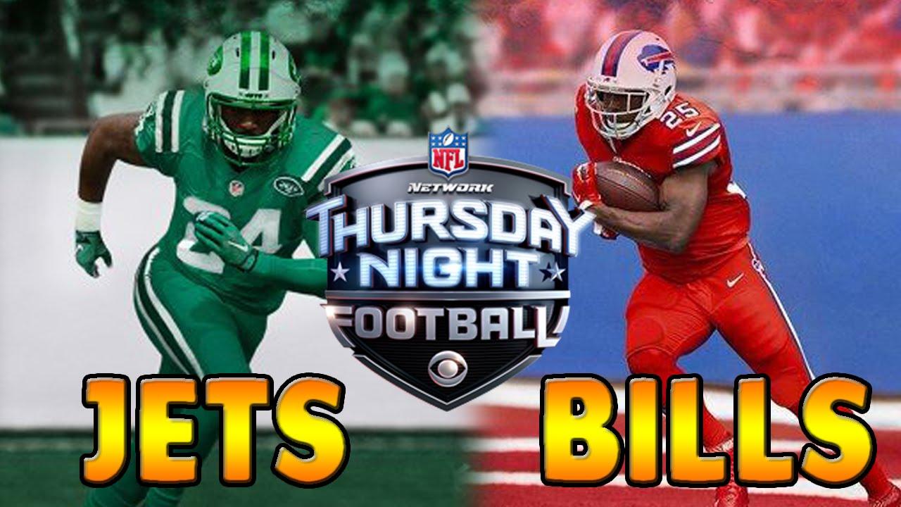 buffalo bills thursday night jersey