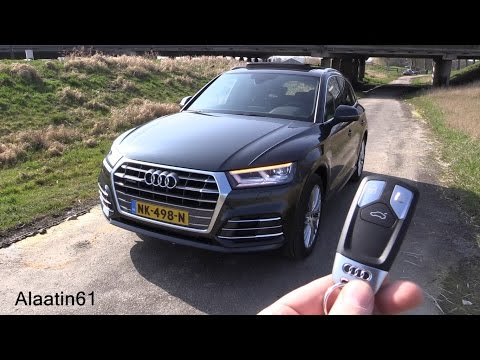 2017 Audi Q5 Start Up, Test Drive, In Depth Review Interior Exterior 2018
