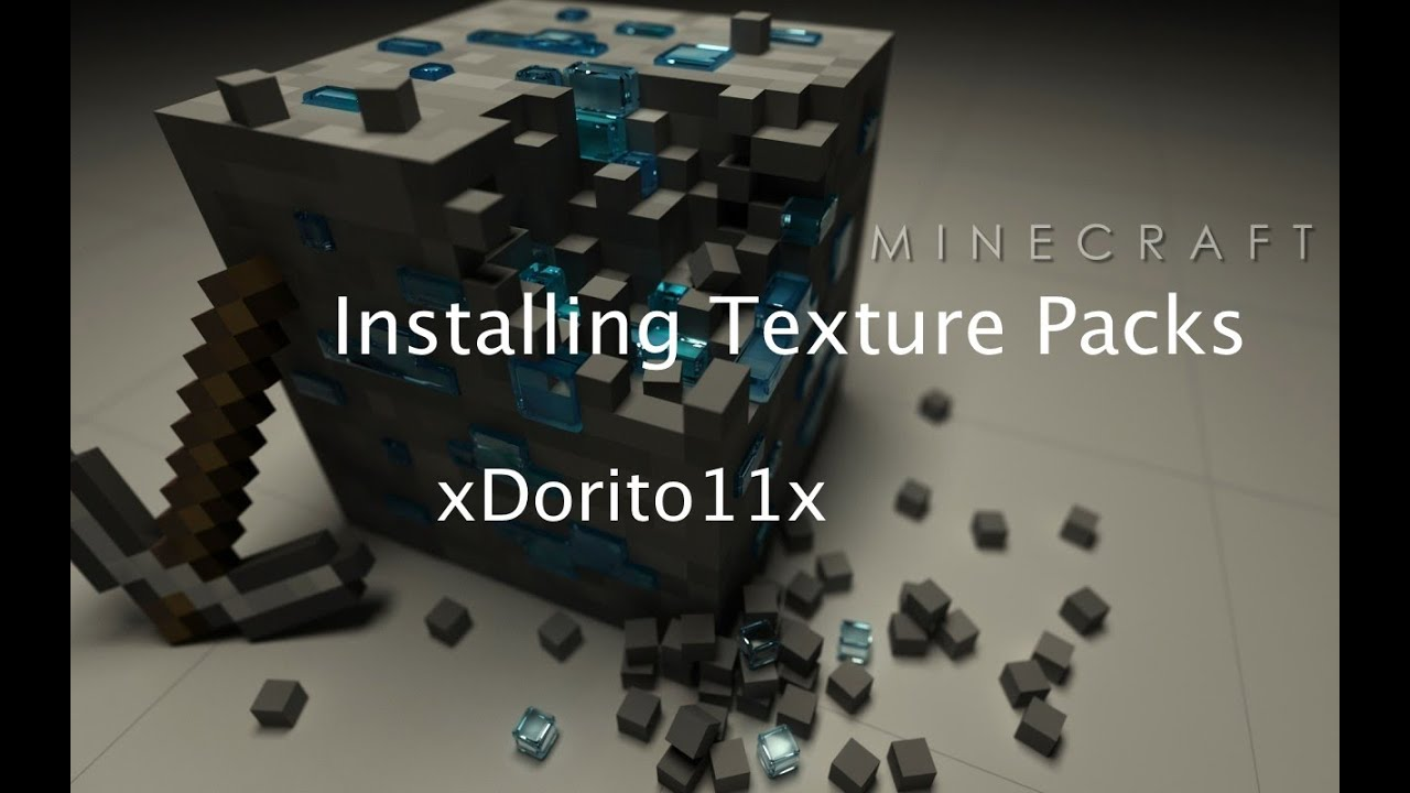 How to Install Texture Packs in Minecraft/Tekkit (Mac OS X) - YouTube