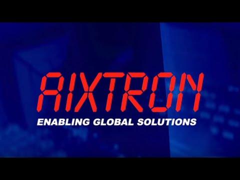 AIXTRON Corporate Profile Thin Film Deposition Manufacturer