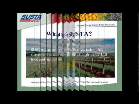 Facts About SUSTA | Southern United States Trade Association