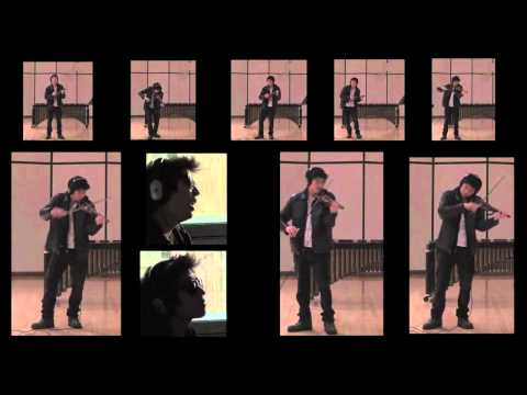 Michael Jackson - Billie Jean Cover - Charles Yang Violin Voice