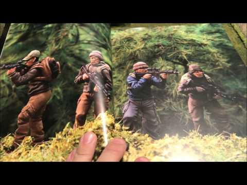 Bolt Action CP: Spectre Operations Unbox and Quick Review