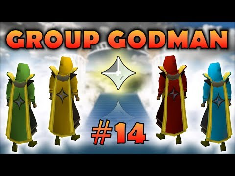 IT'S AN IMP | Group Ironman Ep. 14