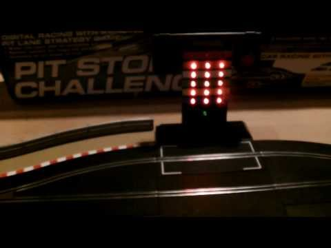 Scalextric Digital Tutorial: Pit Stop challenge