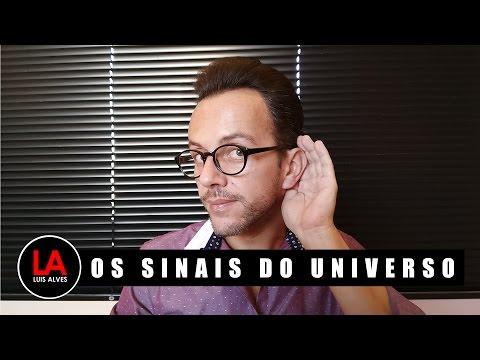 OS SINAIS DO UNIVERSO LEI DA ATRAÇÃO