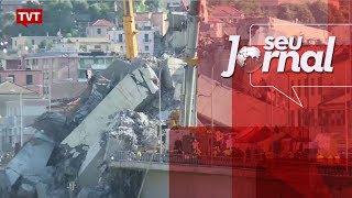 Queda de ponte na Itália envolve toda a Europa