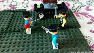Лего гражданская война в России