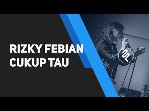 Rizky Febian - Cukup Tau Piano Karaoke Instrumental / Original Key / Lirik