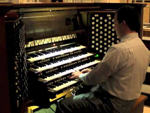 Free improvisation Cathedral Basilica Saint Louis