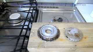 Как легко почистить конфорку на газовой плите(, 2015-03-14T09:40:59.000Z)