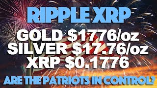 Ripple XRP: 1776 - Patriots In Controls Of The New World Order?