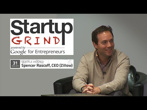 Startup Grind Seattle Hosts Spencer Rascoff, CEO (Zillow)