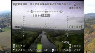 VR1500 FPV Flight Recorder, Camera Switcher, Water Balloon Drop