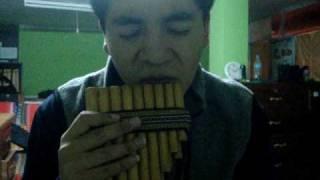 (20) LA VENTANA - KJARKAS (cover zampoña)