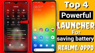 Top 4 powerful launcher for saving battery   Realme/Oppo etc   November powerful launchers screenshot 5