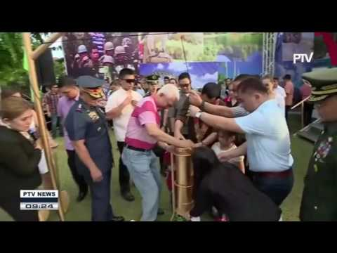 PDu30 launches AFP-PNP New Housing Design and Modalities in Davao City