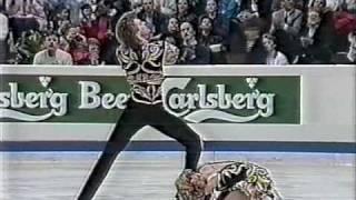Bestemianova & Bukin (URS) - 1988 Worlds, Ice Dancing, Free Dance
