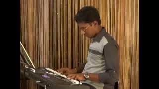 Vaishaka Sandhye Akhil Keyboard Instrumental