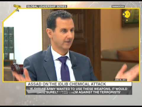 WION Exclusive Interview with Syrian President Bashar al-Assad