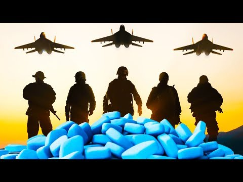 Why The Military Spends So Much On Viagra