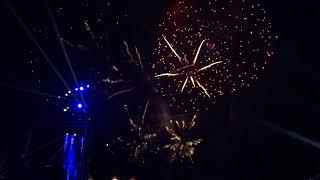 Германия, Берлин  Новогодняя ночь 2018🎄🍷 Бранденбургские Ворота