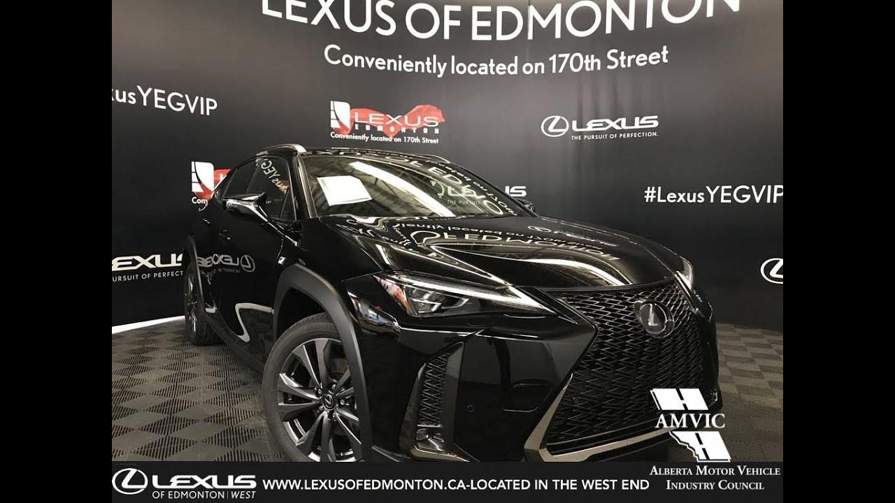 black 2019 lexus ux 250h f sport series 2 review