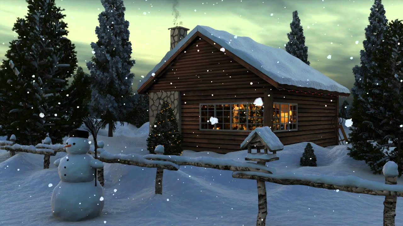 3d Animated Christmas Wallpapers Free Cinema 4d Christmas Animation Watch In Hd 1080p Youtube