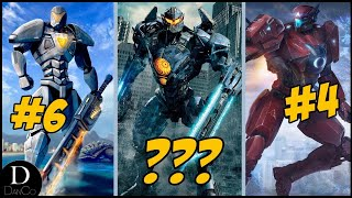 TOP 10 Most Powerful Jaegers RANKED!   PACIFIC RIM   PACIFIC RIM UPRISING