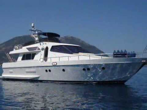 Charter Motor yacht Nefeli in Greece, Ionian Sea