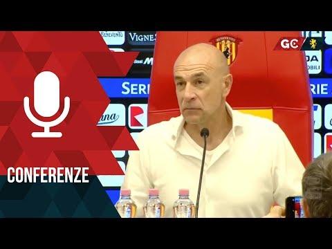 CONFERENZA | Post gara di Benevento-Genoa