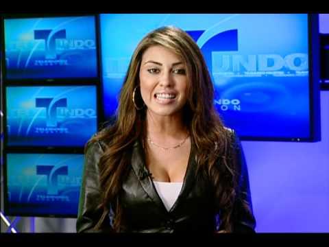 Internships At Telemundo Cindy Burbano