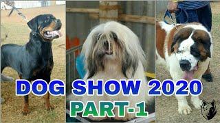 DOG SHOW 2020 -THRISSUR