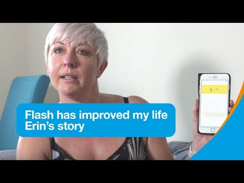 Erin's Story | Flash Campaign | Diabetes UK