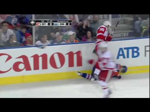 Biggest hits from the NHL - Can't Be Touched