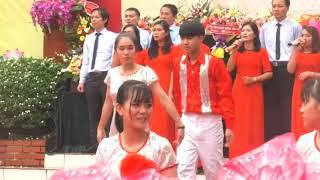 Ngân vang mái trường Thạch Kiệt - Kỷ niệm 20 năm ngày thành lập THPT Thạch Kiệt