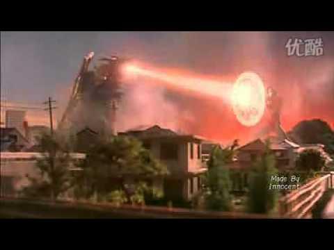 Ultraman Gaia MV - Beat on Dream on