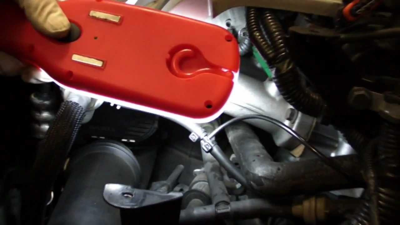 Ipd volvo throttle inlet tube installation video