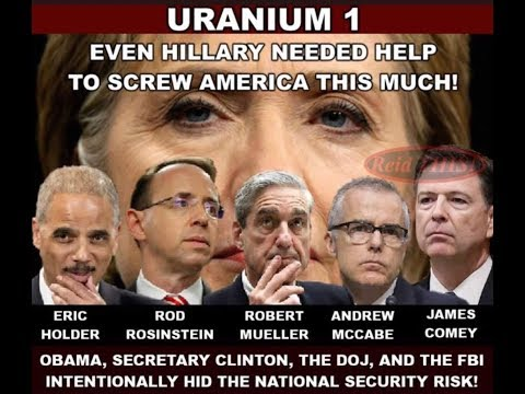 The Uranium One Scandal