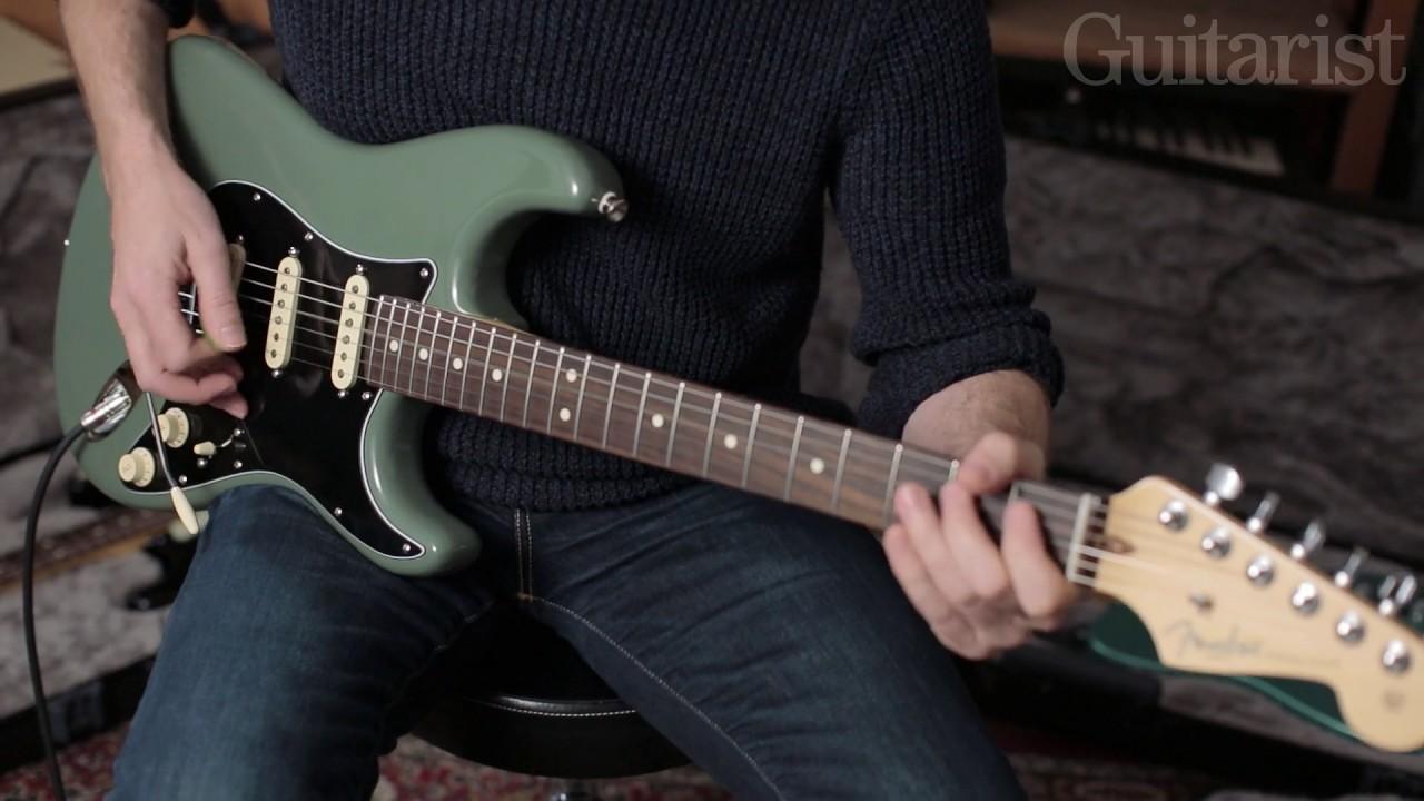 Fender American Pro Stratocaster Demo Youtube Strat Wiring Problem Question Help Guitar Forum Guitarist