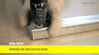 Paso a Paso de un Mueble Multimedia Durlock® Construcción en Seco