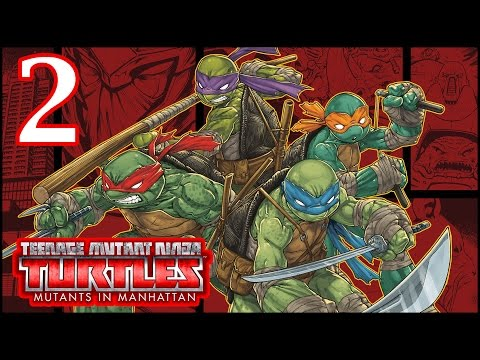 TMNT: Mutanti a Manhattan (ITA) - 2 - Fase Rocksteady