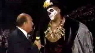 Papa Shango Feud with Ultimate Warrior + Interview