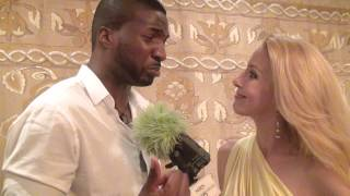 "Eme Ikwuakor ""Extant"" interview Part 2 - purpose Thumbnail"