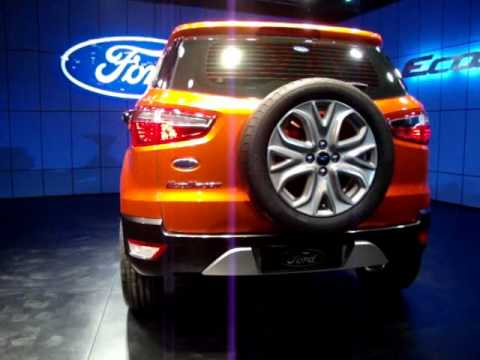 new ford ecosport 360 degree view the automotive india