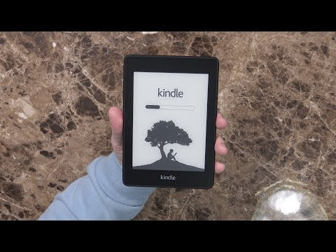 New Kindle Paperwhite (10th Generation) Unboxing: Waterproof, Bluetooth, Audible Playback!