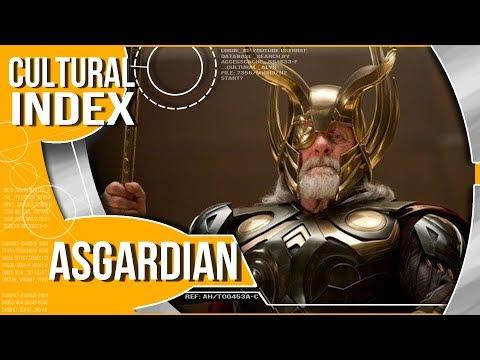 ASGARDIAN (MCU): Cultural Index - YouTube