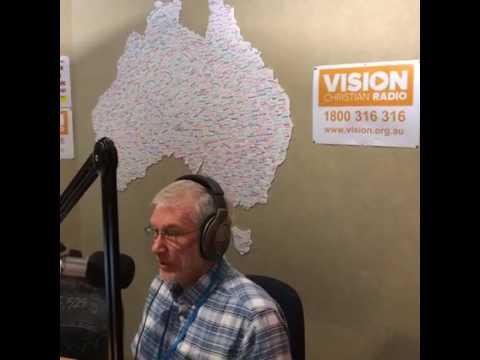 Vision Radio 20Twenty Interview
